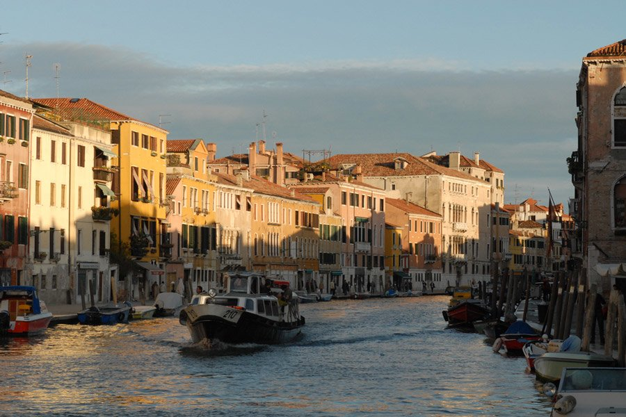 Sunset-Canale-di-Cannaregio